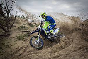 Motocross 2017 Sherco 300 SEF R Factory Sand 526531 300x200